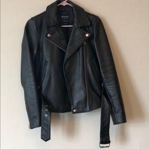 Madewell Moto Leather Jacket
